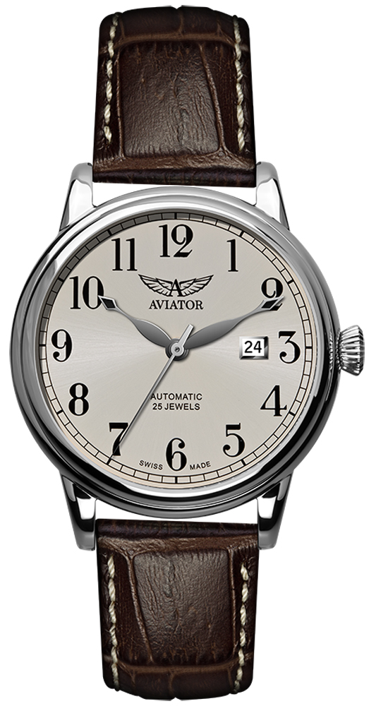 Aviator V.3.09.0.057.4 - zegarek męski