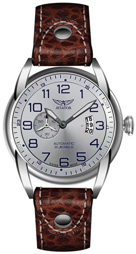 Aviator V.3.18.0.101.4 - zegarek męski