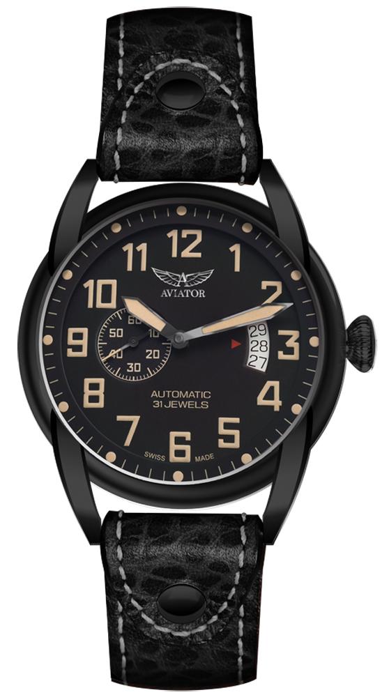 Aviator V.3.18.5.162.4 - zegarek męski