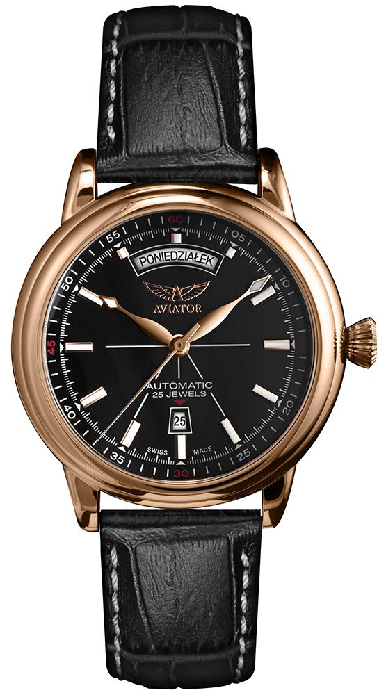 Aviator V.3.20.2.146.4-PL - zegarek męski