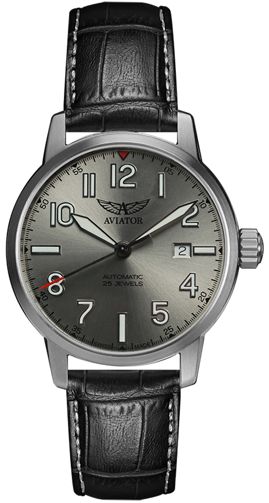 Aviator V.3.21.0.137.4 - zegarek męski
