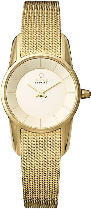 Obaku Denmark V130LGGMG - zegarek damski