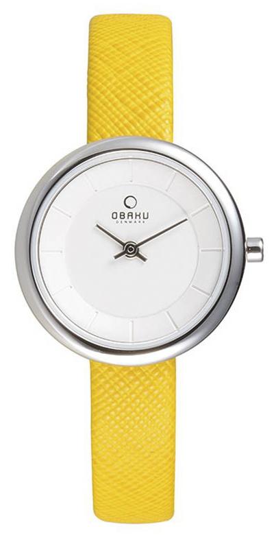 Obaku Denmark V146LCIRY - zegarek damski