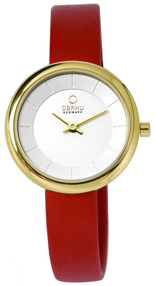 Obaku Denmark V146LGIRR - zegarek damski