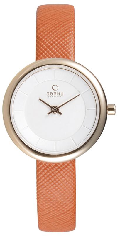 Obaku Denmark V146LVIRO - zegarek damski