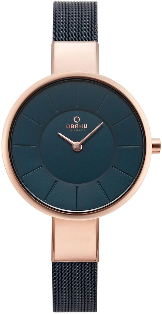 Obaku Denmark V149LVLML - zegarek damski