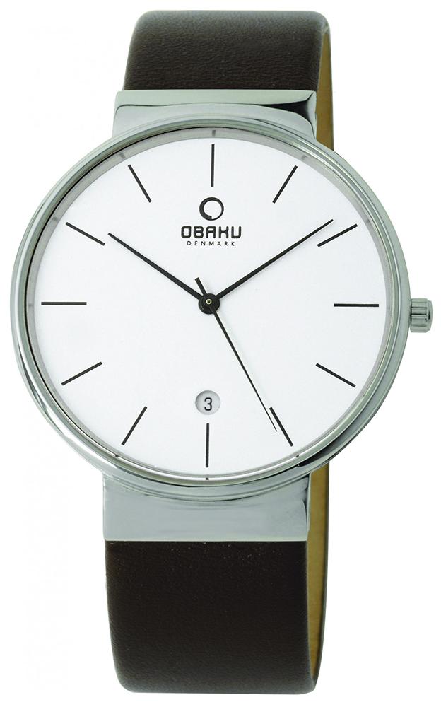 Obaku Denmark V153GCIRN - zegarek damski