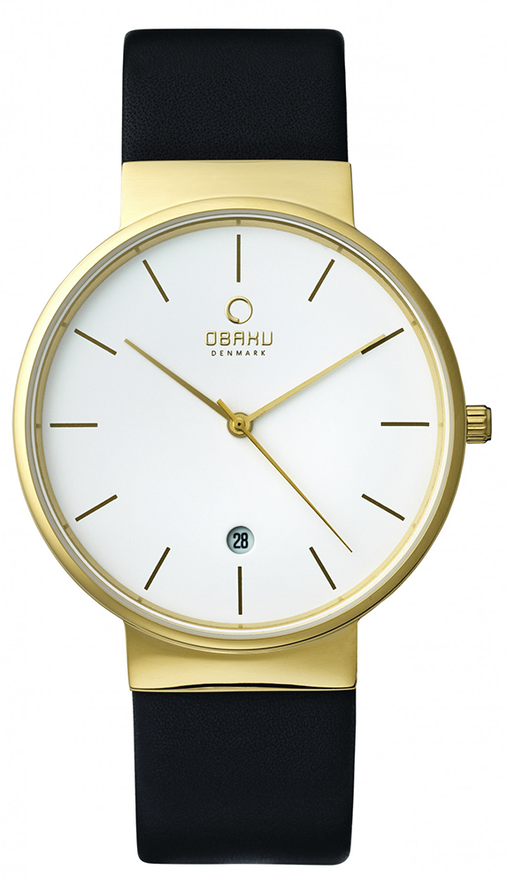 Obaku Denmark V153GGWRB - zegarek damski