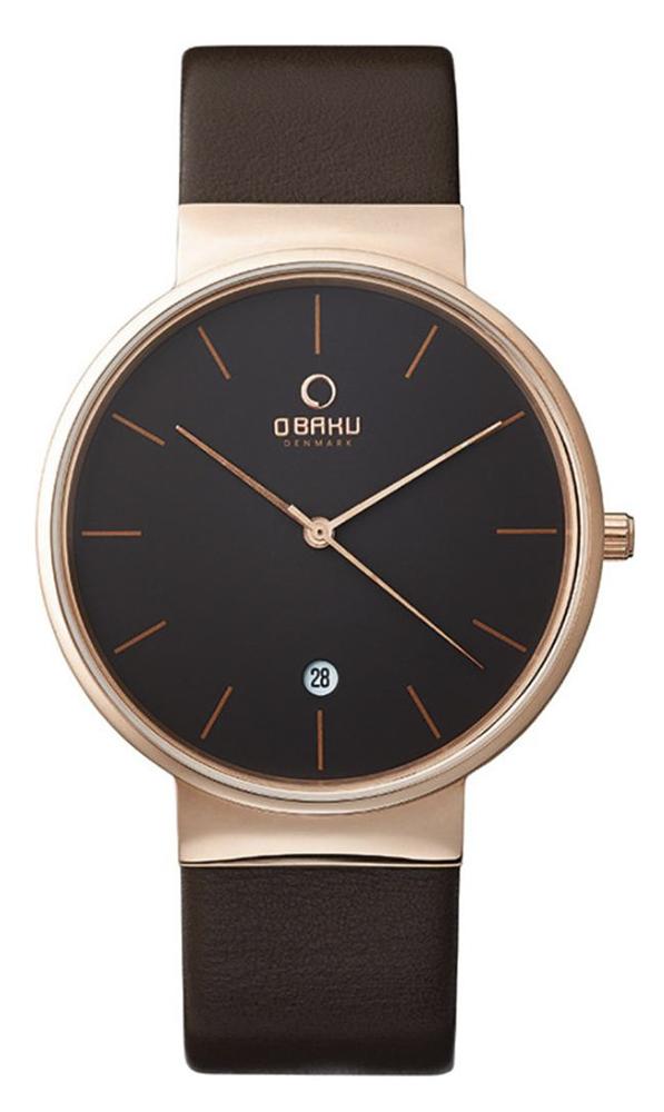 Obaku Denmark V153GVNRN - zegarek damski