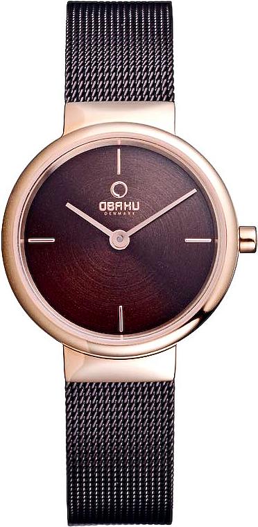 Obaku Denmark V153LVNMN - zegarek damski
