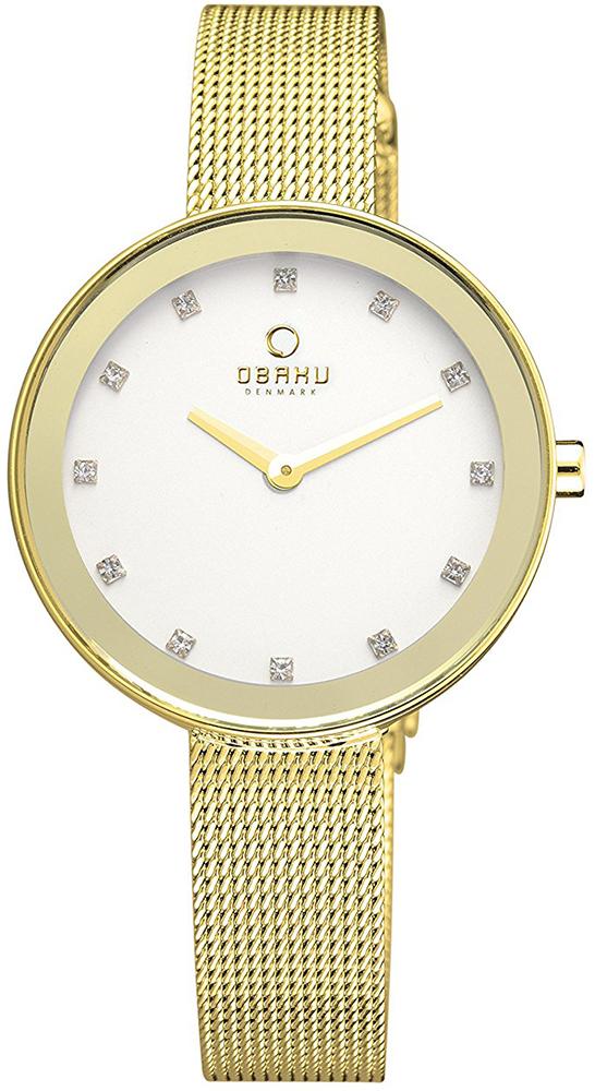 Obaku Denmark V161LXGIMG - zegarek damski