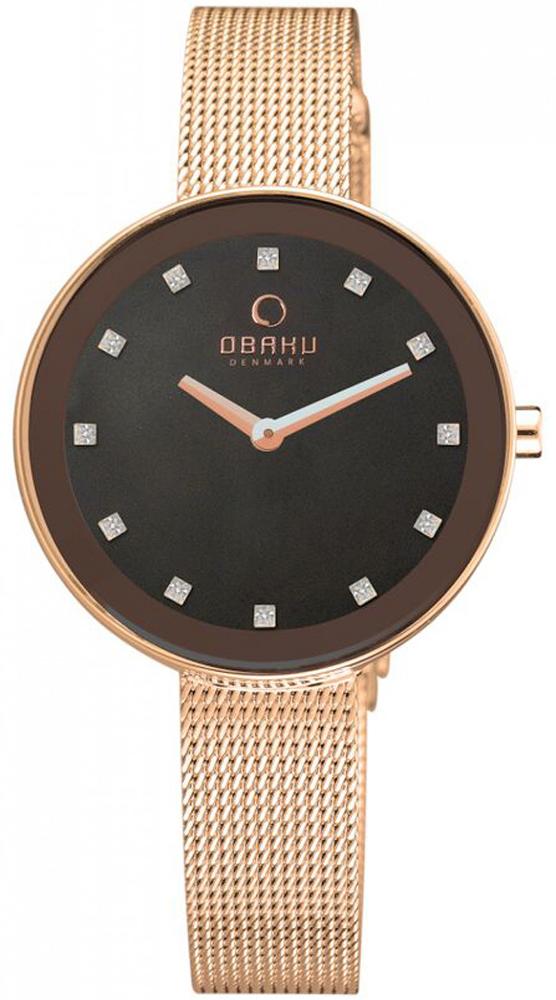 Obaku Denmark V161LXVNMV - zegarek damski