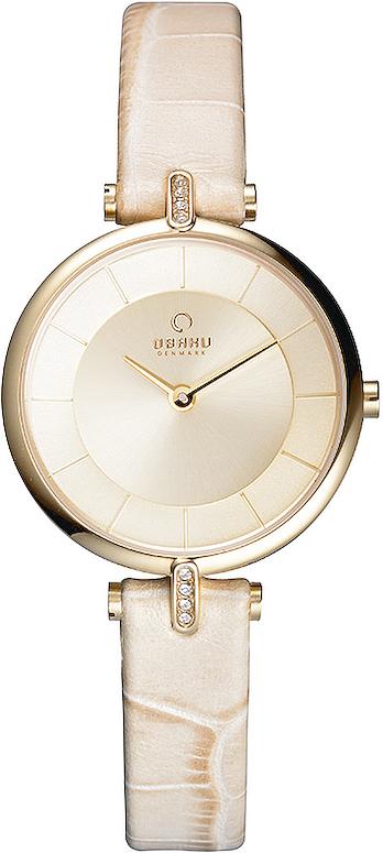 Obaku Denmark V168LEGGRX - zegarek damski