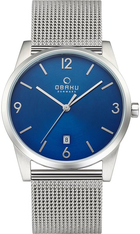 Obaku Denmark V169GDCLMC - zegarek męski