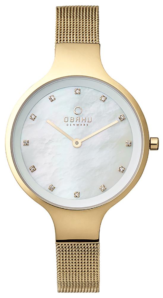 Obaku Denmark V173LXGGMG - zegarek damski