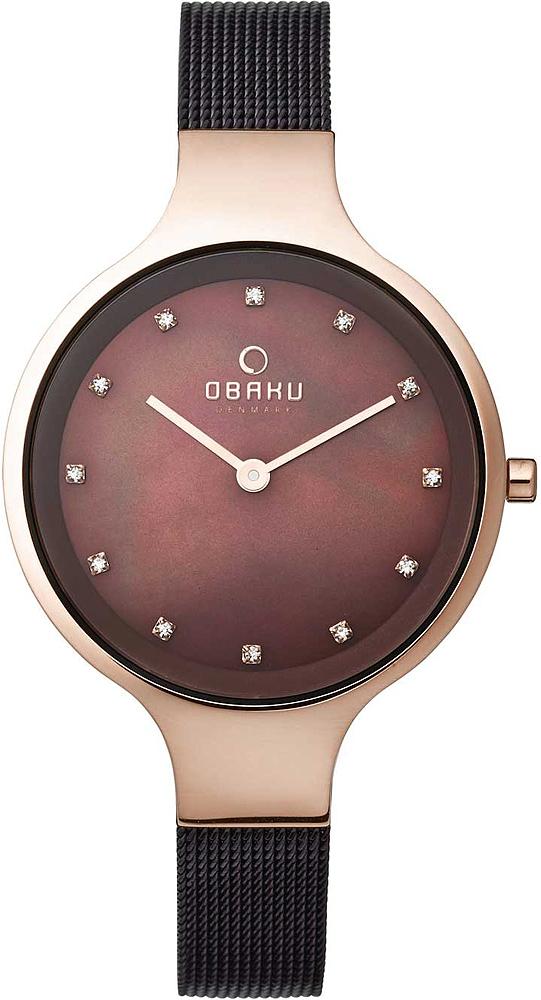 Obaku Denmark V173LXVNMN - zegarek damski