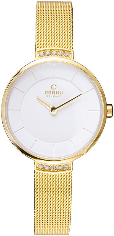 Obaku Denmark V177LEGIMG - zegarek damski