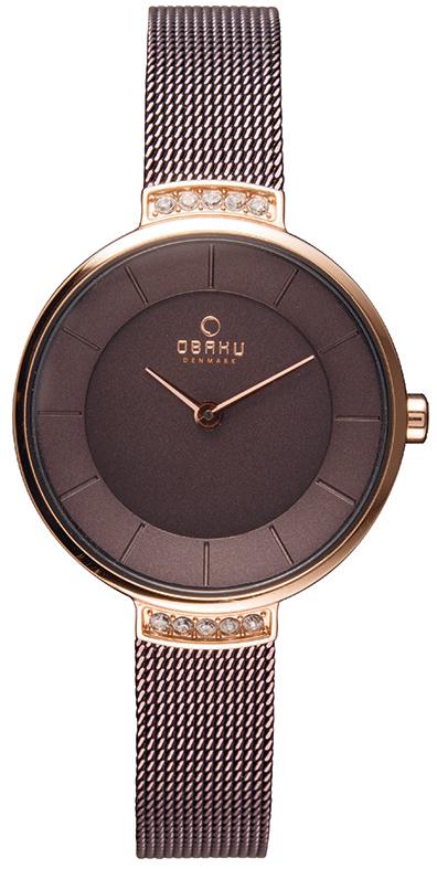 Obaku Denmark V177LEVNMN - zegarek damski