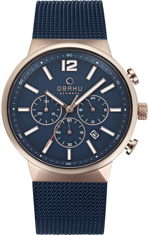 Obaku Denmark V180GCVLML - zegarek męski