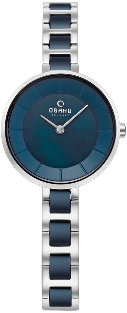 Obaku Denmark V183LXCLSA - zegarek damski