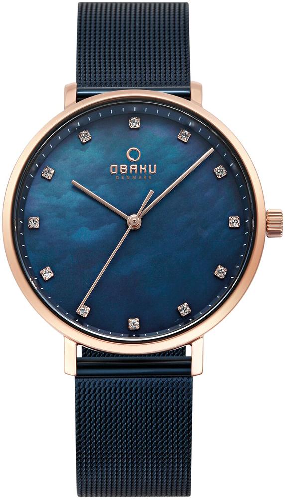 Obaku Denmark V186LXVLML - zegarek damski