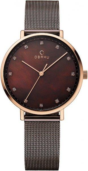 Obaku Denmark V186LXVNMN - zegarek damski
