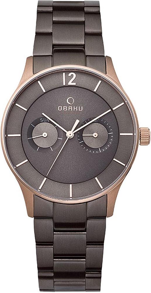 Obaku Denmark V192GMVJSJ - zegarek męski