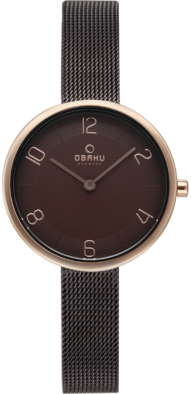 Obaku Denmark V195LXVNMN - zegarek damski