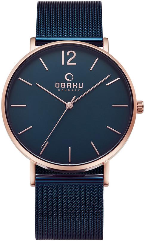 Obaku Denmark V197GXVLML1 - zegarek męski