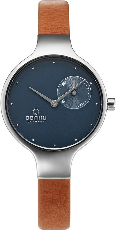 Obaku Denmark V201LDCLRZ - zegarek damski