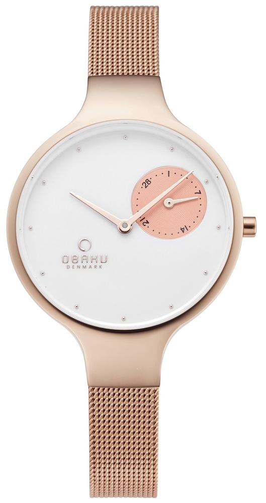Obaku Denmark V201LDVWMV - zegarek damski