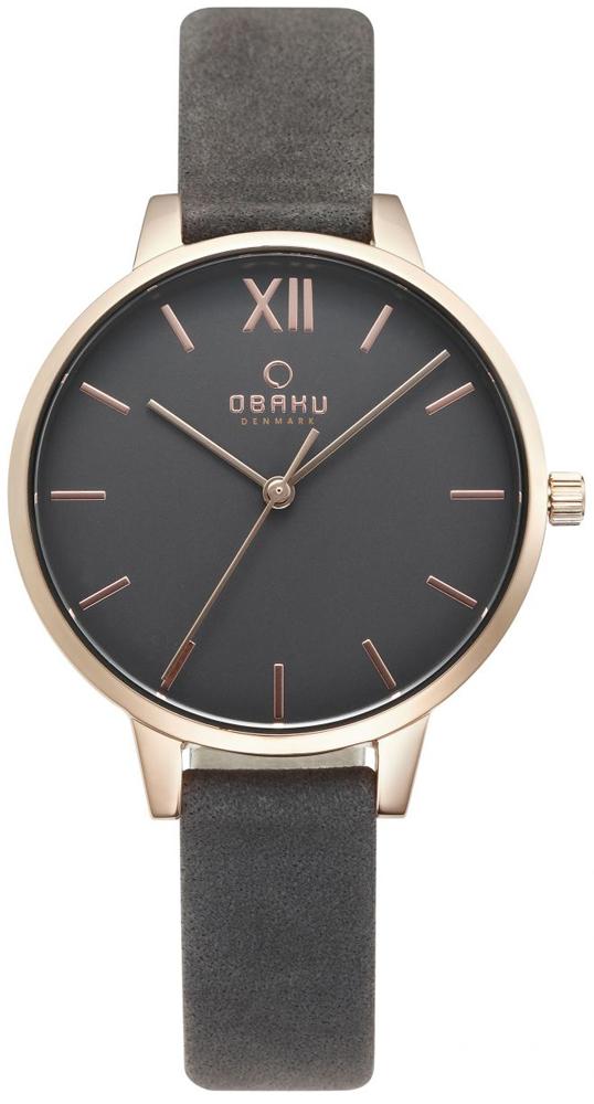 Obaku Denmark V209LXVJRJ - zegarek damski