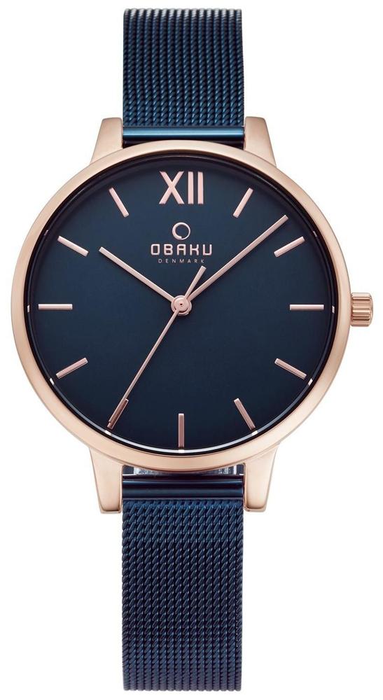 Obaku Denmark V209LXVLML - zegarek damski