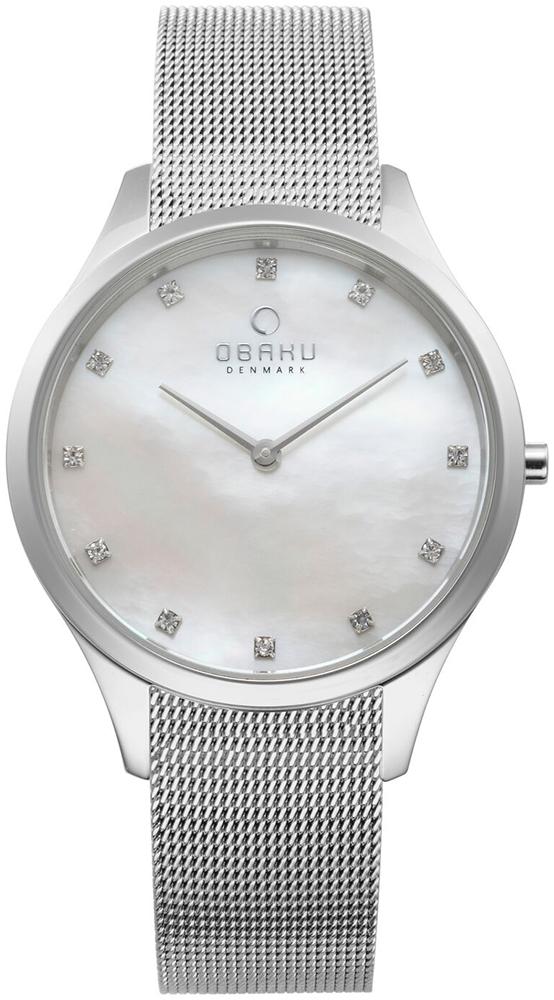 Obaku Denmark V217LXCWMC - zegarek damski