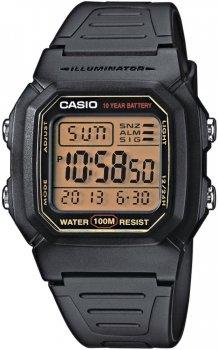 Casio W-800HG-9AVEF - zegarek męski