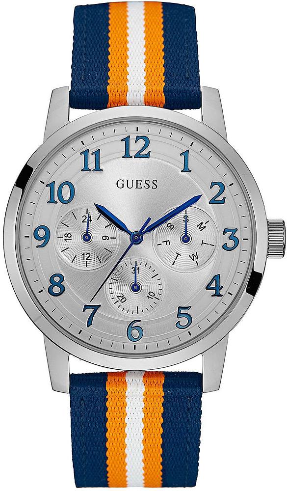 Guess W0975G2-POWYSTAWOWY - zegarek męski