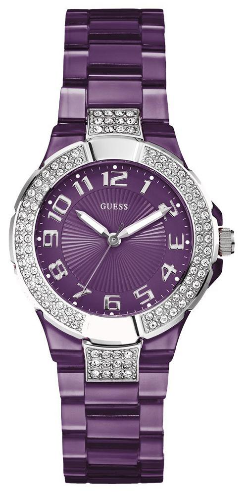 Guess W11611L3-POWYSTAWOWY - zegarek damski