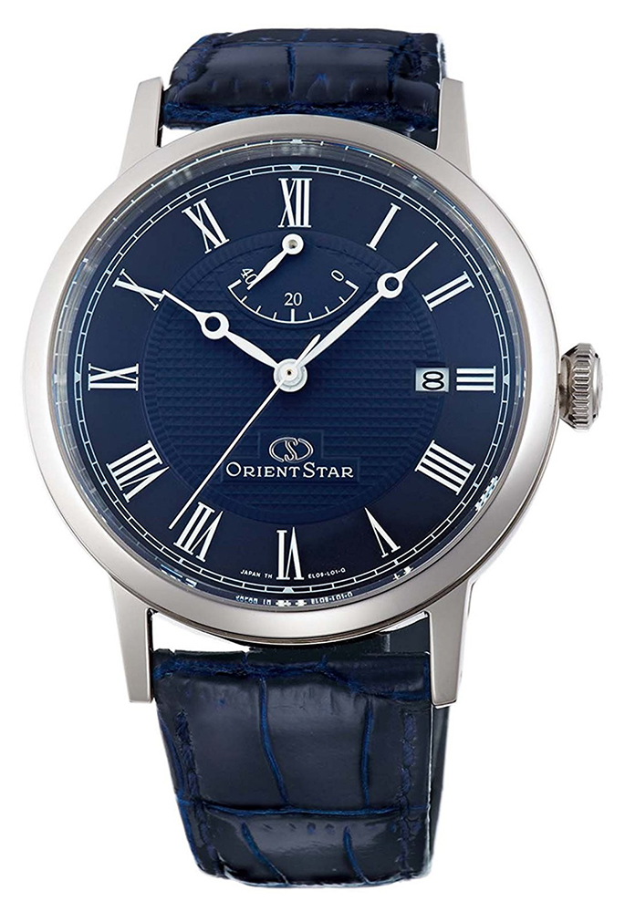 Orient Star WZ0331EL - zegarek męski