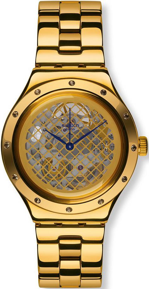 Swatch YAG100G - zegarek damski