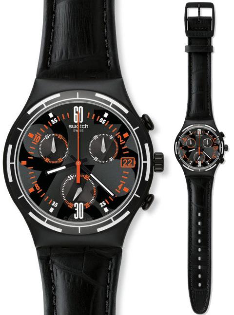 Swatch YCB4023 - zegarek męski