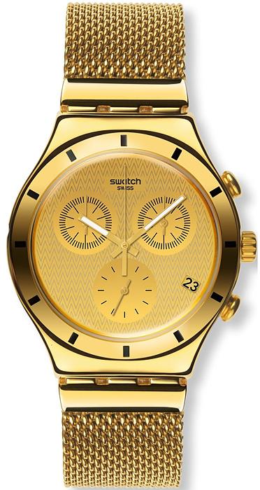 Swatch YCG410GB - zegarek damski
