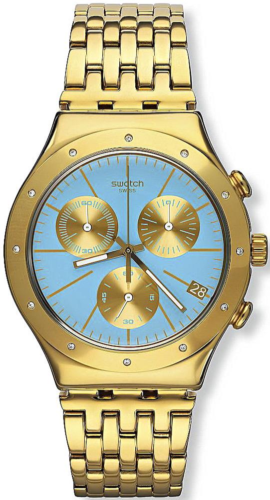 Swatch YCG413G - zegarek męski