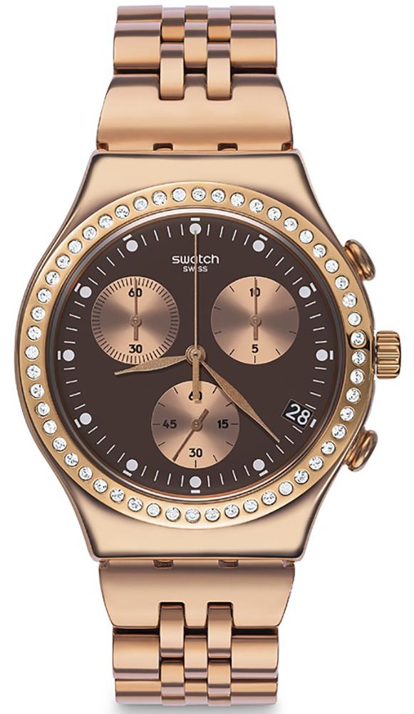 Swatch YCG414G - zegarek damski