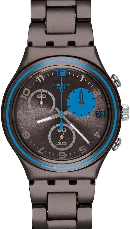 Swatch YCM4003AG - zegarek męski