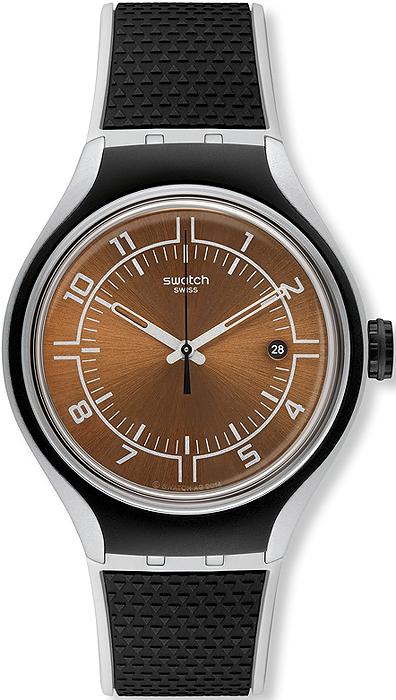 Swatch YES4002-POWYSTAWOWY - zegarek męski