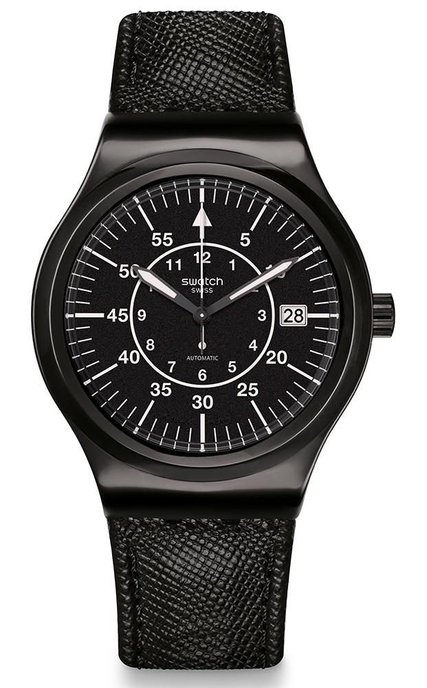 Swatch YIB400 - zegarek męski