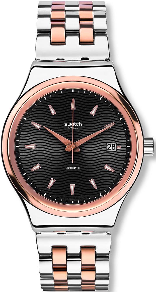 Swatch YIS405G - zegarek męski