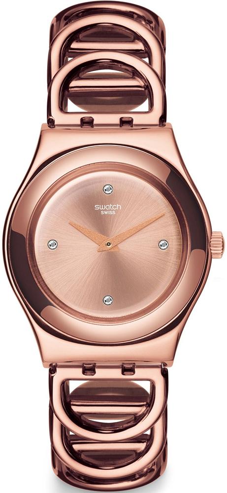 Swatch YLG126G - zegarek damski