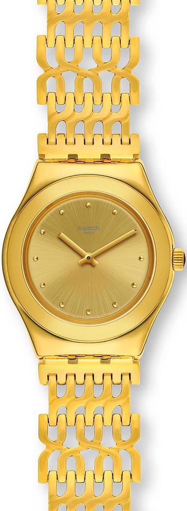 Swatch YLG132G - zegarek damski
