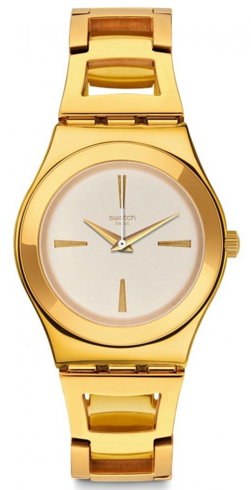 Swatch YLG134G - zegarek damski